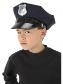 Kid's Police Hat, halloween costume (Kid's Police Hat)