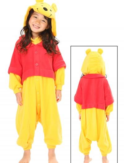 Kids Pooh Pajama Costume, halloween costume (Kids Pooh Pajama Costume)