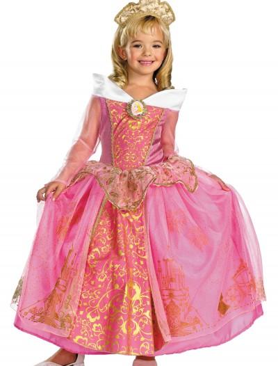 Kids Prestige Aurora Costume, halloween costume (Kids Prestige Aurora Costume)