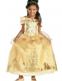 Kids' Prestige Belle Costume, halloween costume (Kids' Prestige Belle Costume)