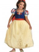 Kids Prestige Snow White Costume, halloween costume (Kids Prestige Snow White Costume)