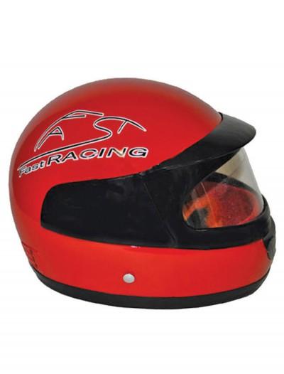 Kids Racecar Driver Helmet, halloween costume (Kids Racecar Driver Helmet)