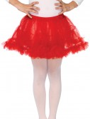 Kids Red Petticoat, halloween costume (Kids Red Petticoat)