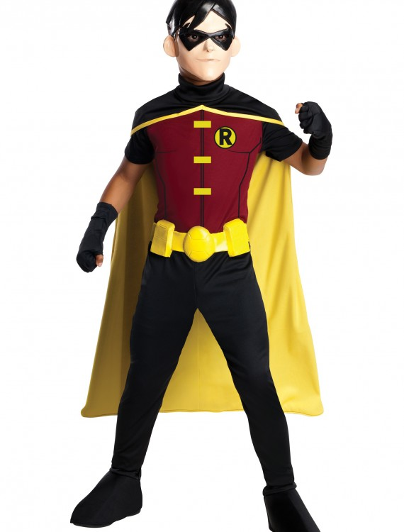 Kids Robin Costume, halloween costume (Kids Robin Costume)