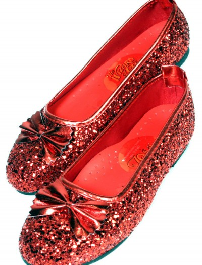 Kids Ruby Slippers Red Shoes, halloween costume (Kids Ruby Slippers Red Shoes)
