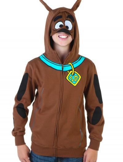 Kids Scooby Doo Costume Hoodie, halloween costume (Kids Scooby Doo Costume Hoodie)