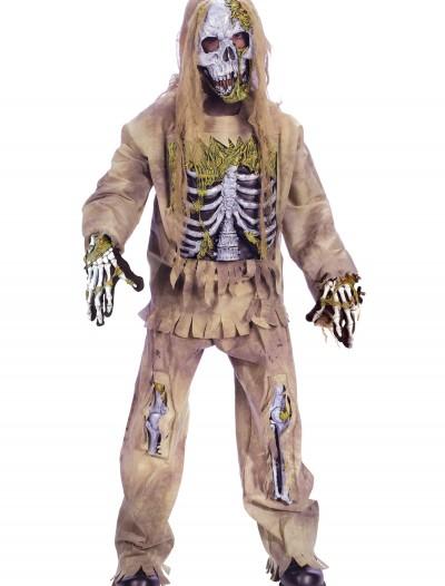 Kids Skeleton Zombie Costume, halloween costume (Kids Skeleton Zombie Costume)