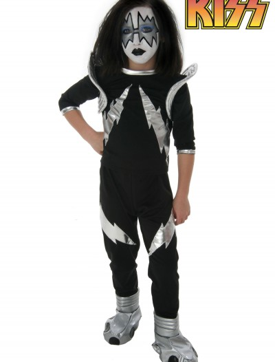 Kids Spaceman KISS Costume, halloween costume (Kids Spaceman KISS Costume)