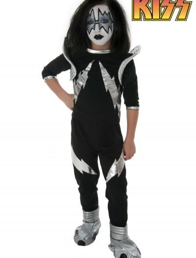 Kids Spaceman KISS Costume, halloween costume (Kids Spaceman KISS Costume)