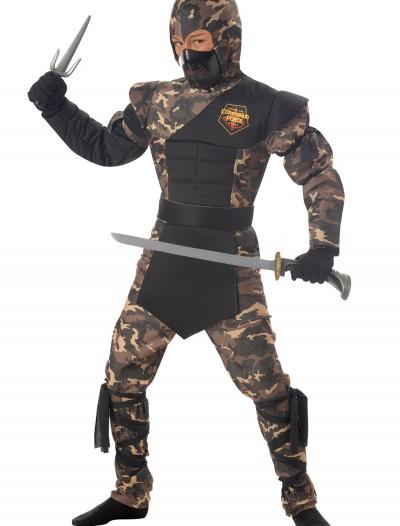 Kids Special Ops Ninja Costume, halloween costume (Kids Special Ops Ninja Costume)