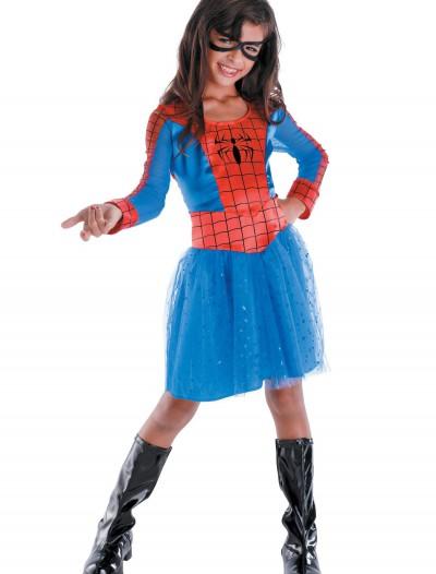 Kids Spider Girl Costume, halloween costume (Kids Spider Girl Costume)