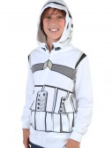 Kids Star Wars Stormtrooper Costume Hoodie, halloween costume (Kids Star Wars Stormtrooper Costume Hoodie)