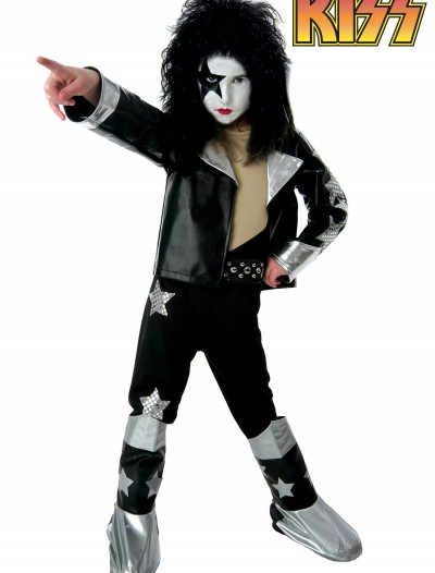 Kids Starchild KISS Costume, halloween costume (Kids Starchild KISS Costume)