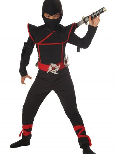 Kids Stealth Ninja Costume, halloween costume (Kids Stealth Ninja Costume)