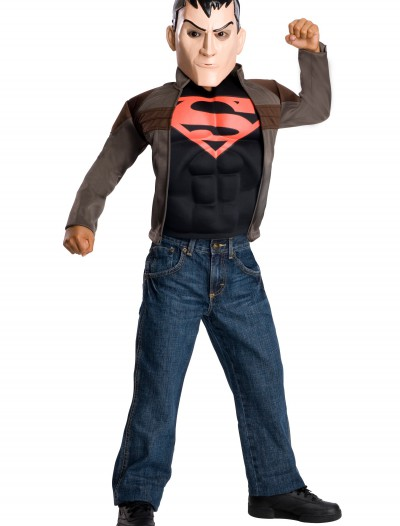 Kids Superboy Costume, halloween costume (Kids Superboy Costume)