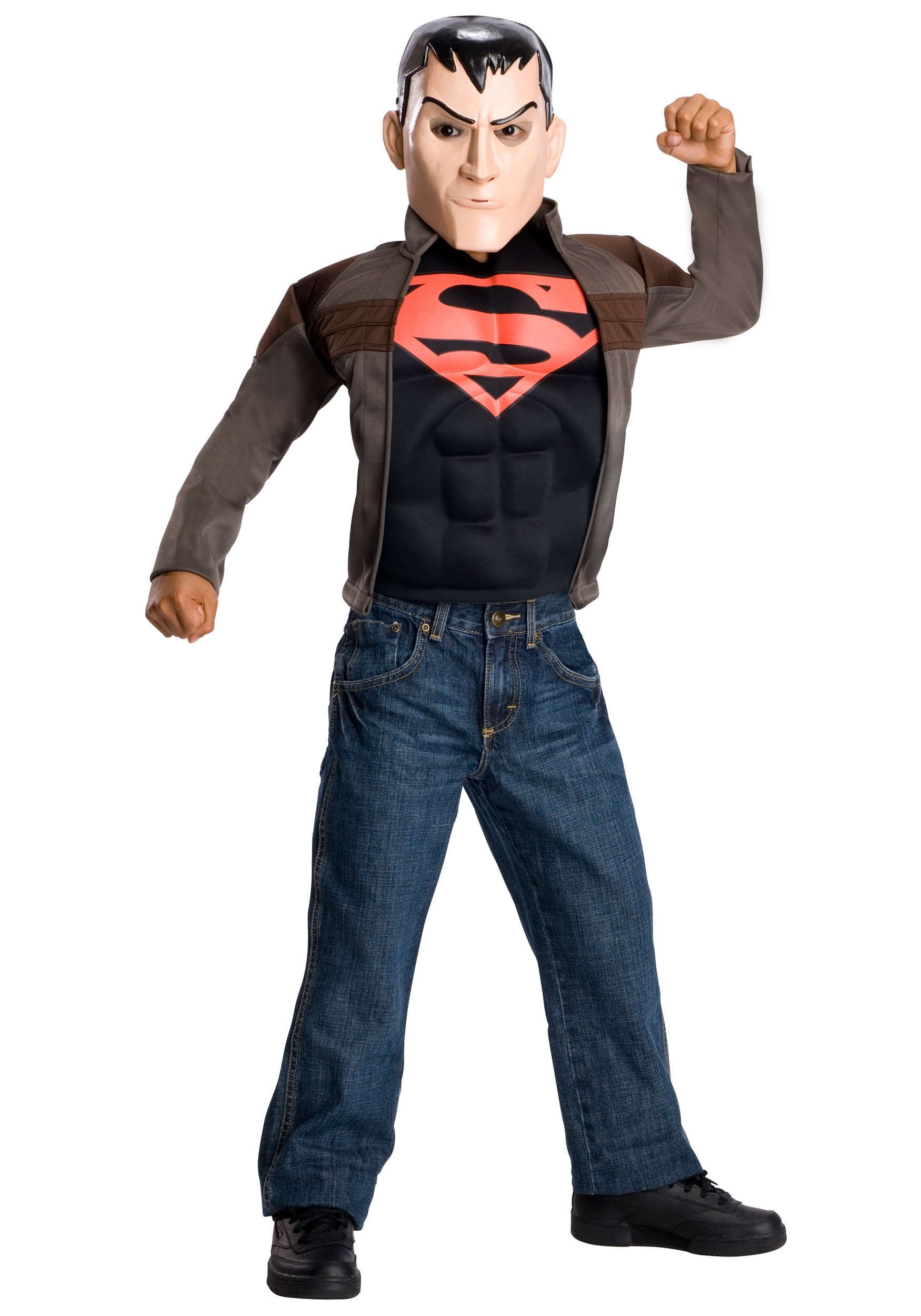 Kids Superboy Costume  sc 1 st  Halloween Costumes & Kids Superboy Costume - Halloween Costumes