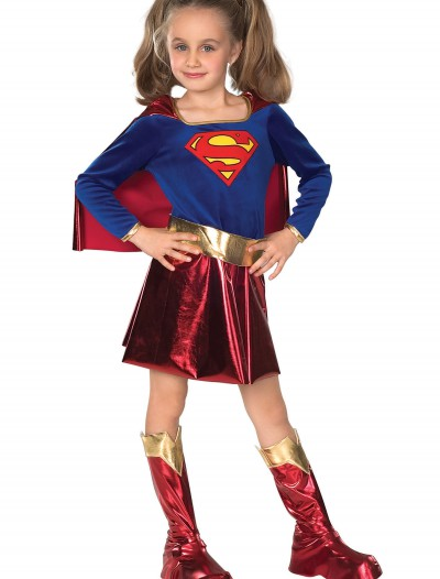 Kids Supergirl Costume, halloween costume (Kids Supergirl Costume)