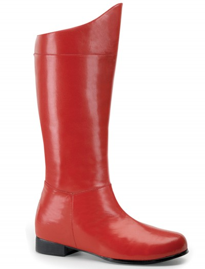 Kids Superhero Boots, halloween costume (Kids Superhero Boots)