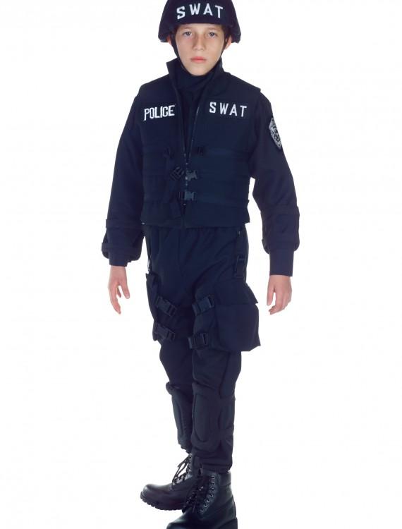 Kids SWAT Team Costume, halloween costume (Kids SWAT Team Costume)