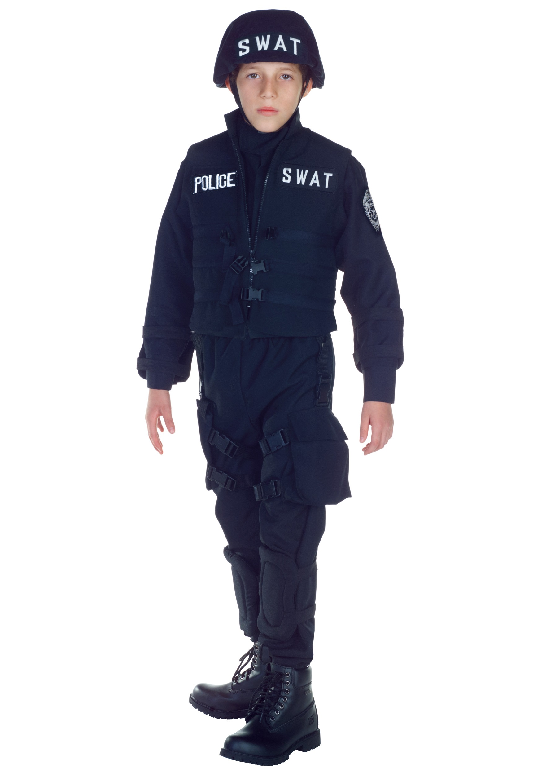Kids SWAT Team Costume  sc 1 st  Halloween Costumes & Kids SWAT Team Costume - Halloween Costumes