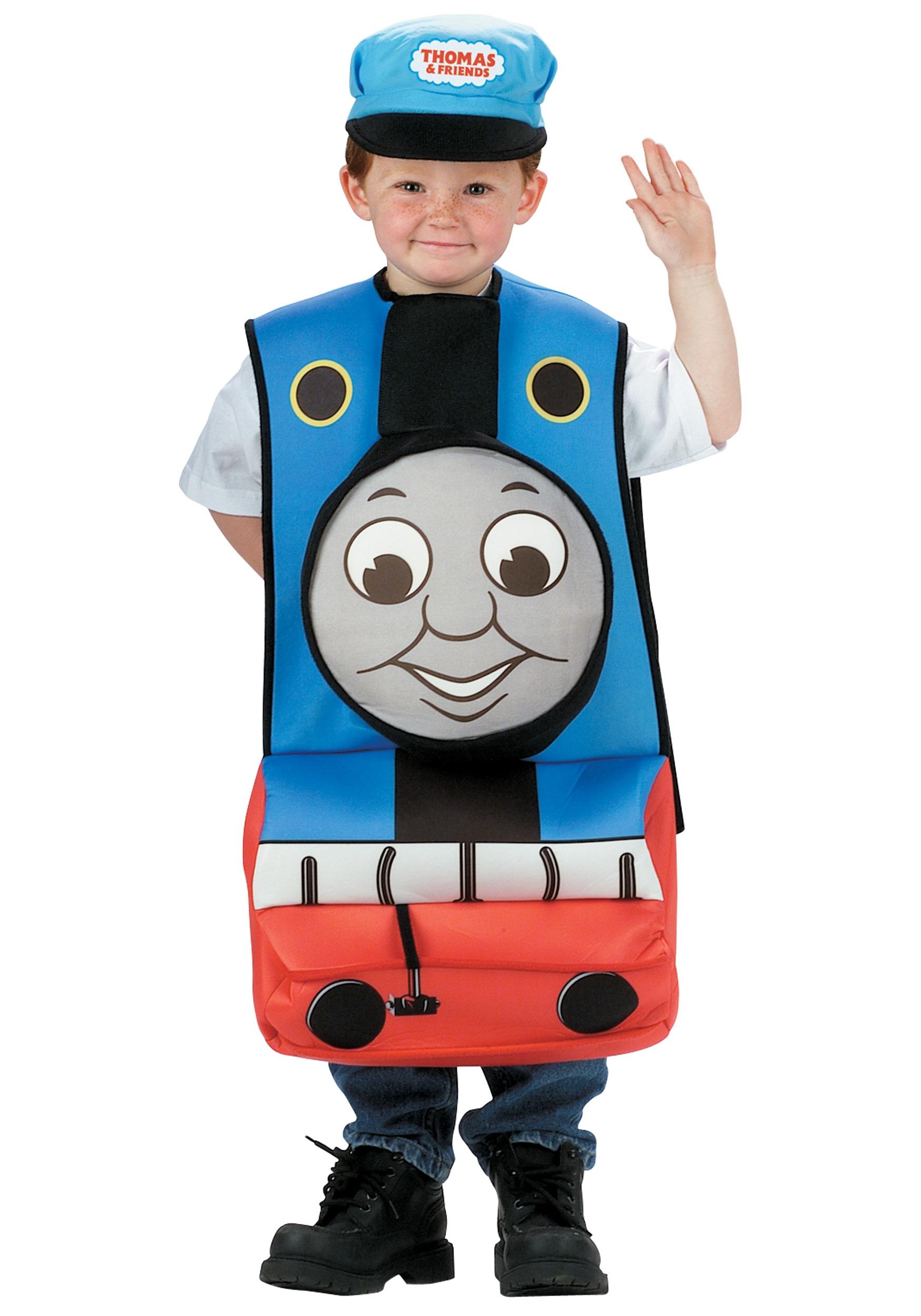 Kids Thomas the Tank Engine Costume  sc 1 st  Halloween Costumes & Kids Thomas the Tank Engine Costume - Halloween Costumes