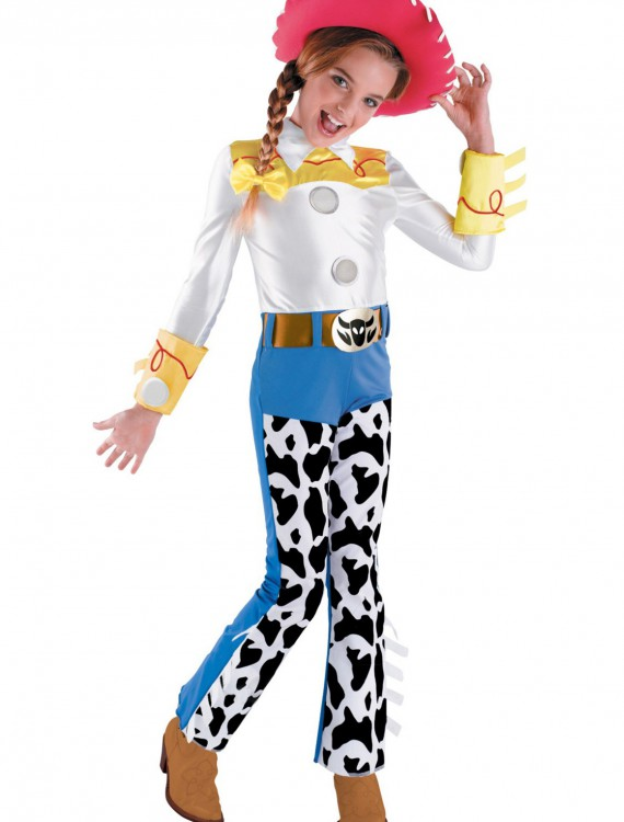 Kids Toy Story Jessie Costume, halloween costume (Kids Toy Story Jessie Costume)