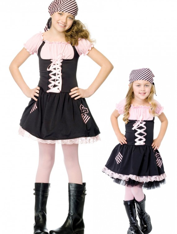 Kids Treasure Hunt Pirate Costume, halloween costume (Kids Treasure Hunt Pirate Costume)