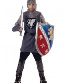 Kid's Valiant Knight Costume, halloween costume (Kid's Valiant Knight Costume)