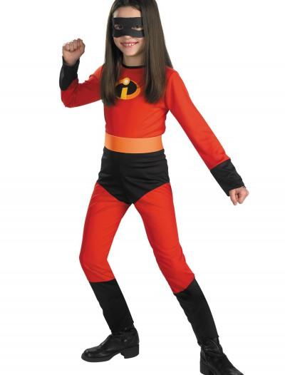 Kids Violet Incredible Costume, halloween costume (Kids Violet Incredible Costume)