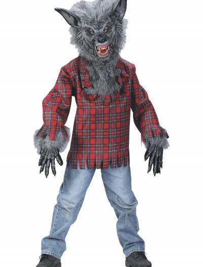 Kids Werewolf Costume, halloween costume (Kids Werewolf Costume)