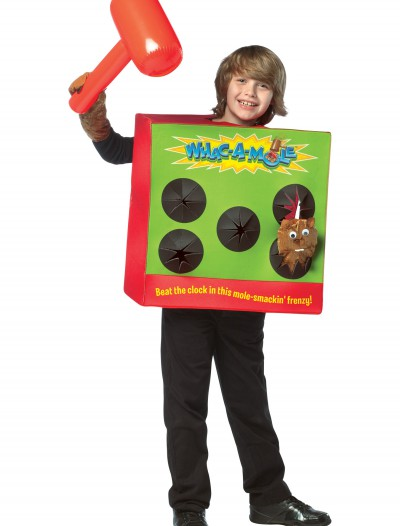 Kids Whac A Mole Costume, halloween costume (Kids Whac A Mole Costume)