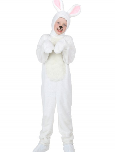 Kids White Bunny Costume, halloween costume (Kids White Bunny Costume)