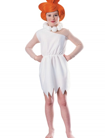 Kids Wilma Flintstone Costume, halloween costume (Kids Wilma Flintstone Costume)