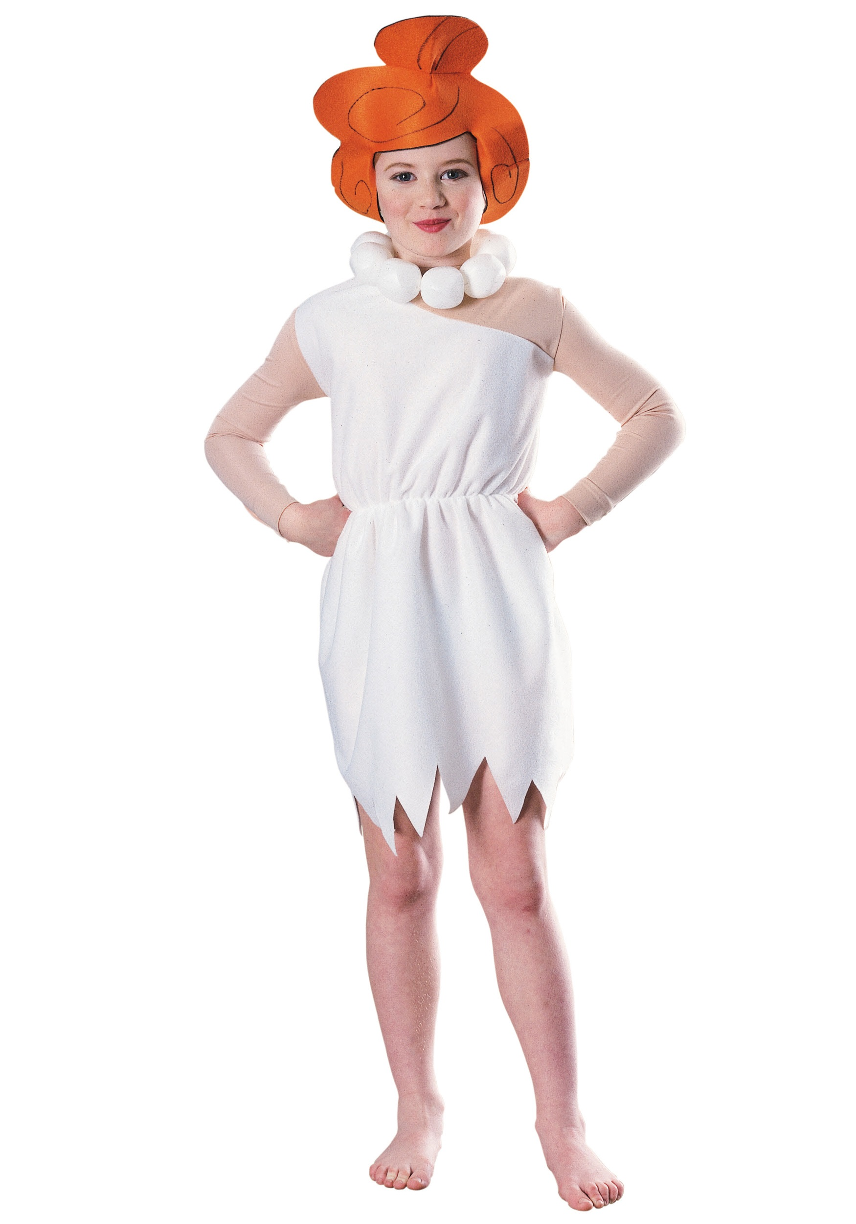 Kids Wilma Flintstone Costume  sc 1 st  Halloween Costumes & Kids Wilma Flintstone Costume - Halloween Costumes