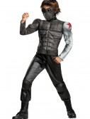 Kids Winter Soldier Classic Muscle Costume, halloween costume (Kids Winter Soldier Classic Muscle Costume)