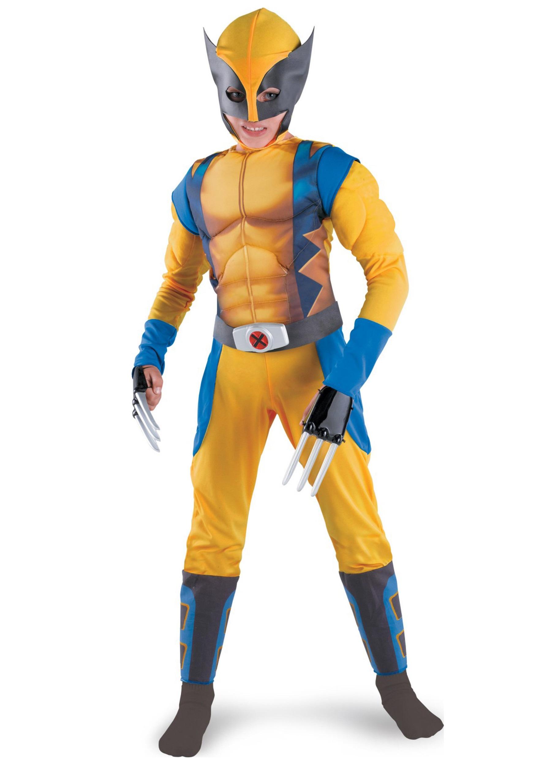 Kids Wolverine Origins Costume  sc 1 st  Halloween Costumes & Kids Wolverine Origins Costume - Halloween Costumes