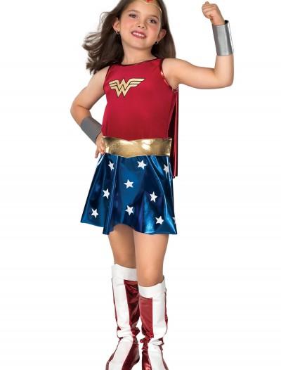 Kids Wonder Woman Costume, halloween costume (Kids Wonder Woman Costume)