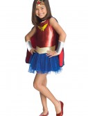 Kids Wonder Woman Tutu Costume, halloween costume (Kids Wonder Woman Tutu Costume)