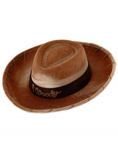 Kids Woody Cowboy Hat, halloween costume (Kids Woody Cowboy Hat)