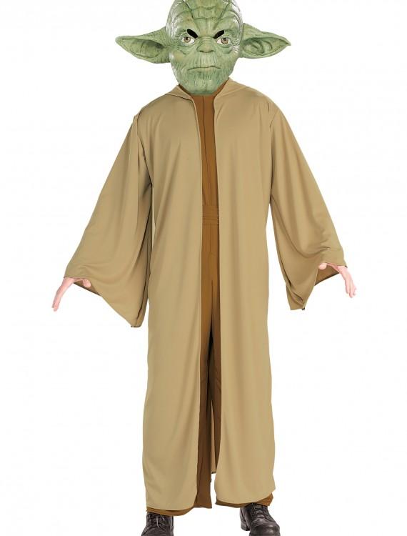 Kids Yoda Costume, halloween costume (Kids Yoda Costume)