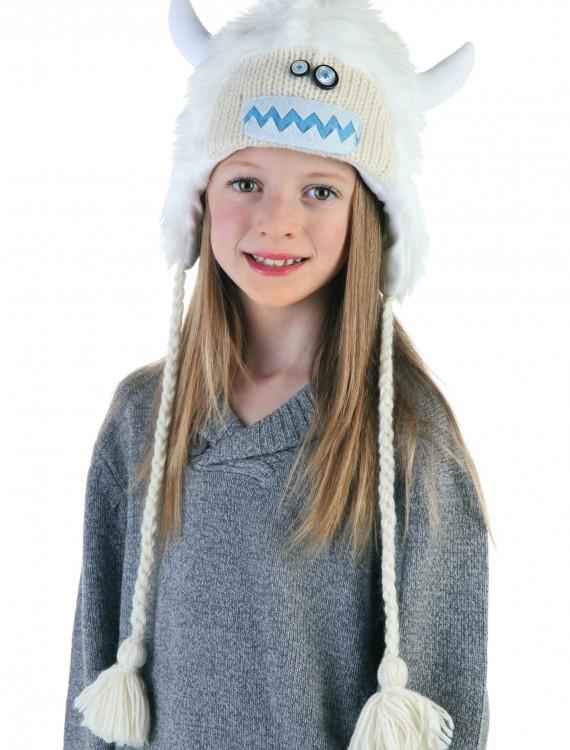 Kids Yuki the Yeti Hat, halloween costume (Kids Yuki the Yeti Hat)