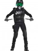 Kids Zombie Navy Seal Costume, halloween costume (Kids Zombie Navy Seal Costume)