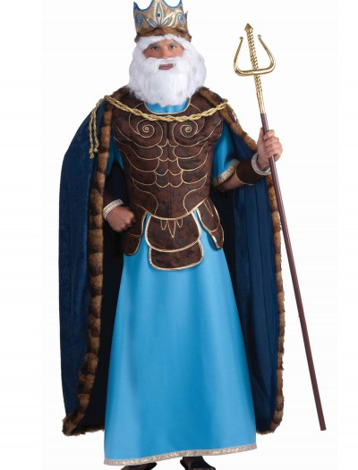King Neptune Costume, halloween costume (King Neptune Costume)