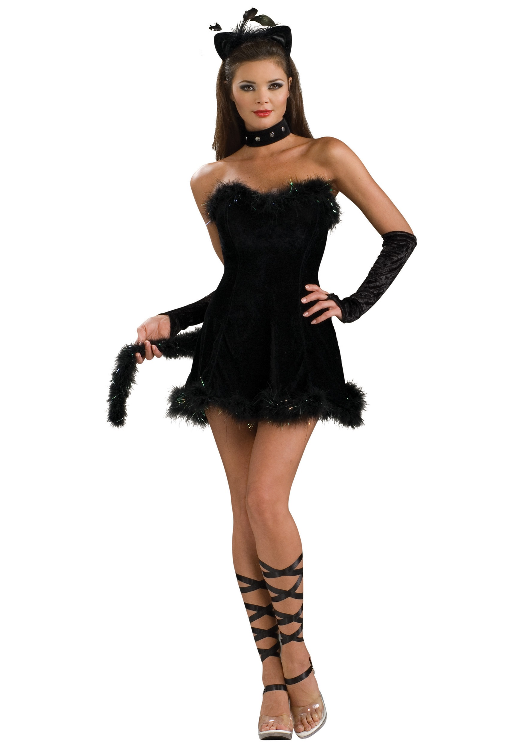 Kissable Kitty Costume  sc 1 st  Halloween Costumes & Kissable Kitty Costume - Halloween Costumes