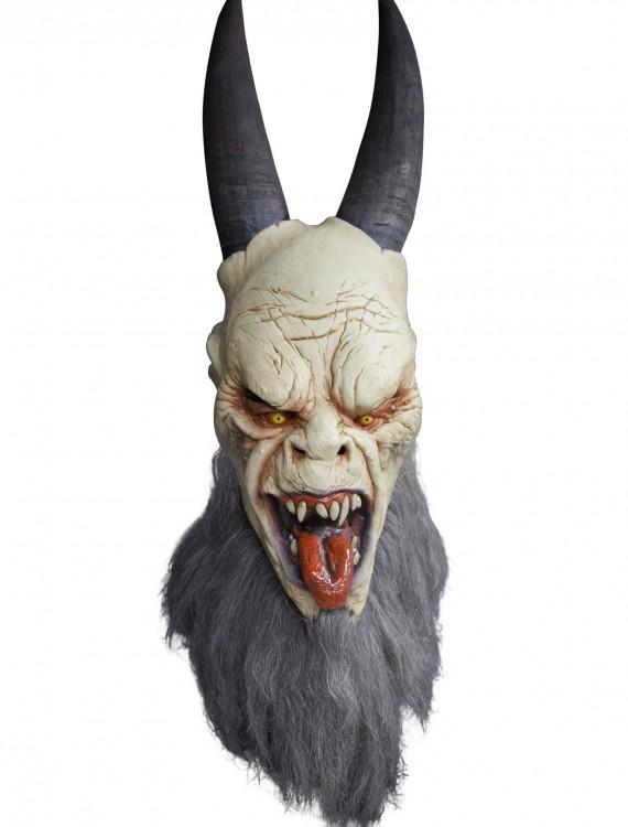 Krampus Mask, halloween costume (Krampus Mask)