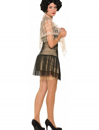 Lace Shawl, halloween costume (Lace Shawl)