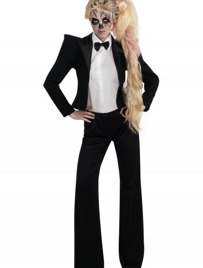 Lady Gaga Tuxedo Costume, halloween costume (Lady Gaga Tuxedo Costume)
