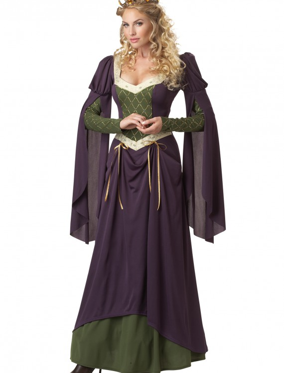 Lady in Waiting Costume, halloween costume (Lady in Waiting Costume)