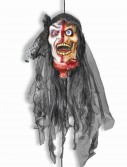Lady Vampire Zombie Head, halloween costume (Lady Vampire Zombie Head)