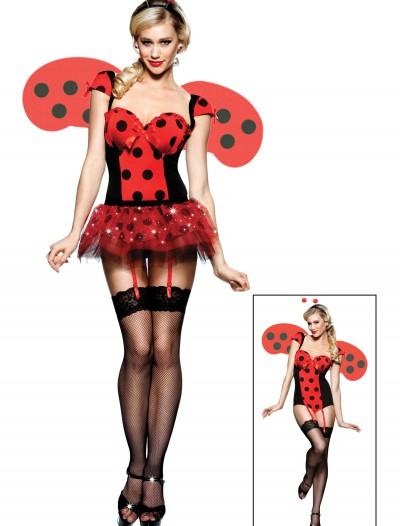 Ladybug Lady Costume, halloween costume (Ladybug Lady Costume)